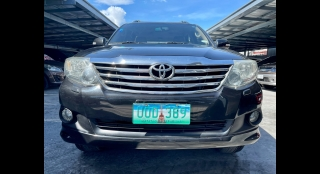 2013 Toyota Fortuner 2.7L AT Gasoline