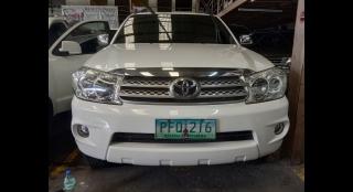 2010 Toyota Fortuner G AT Diesel