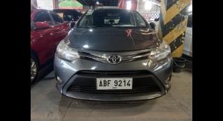 2015 Toyota Vios 1.3E AT