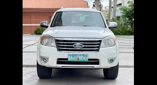 2012 Ford Everest Limited (4X2) MT