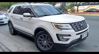 2017 Ford Explorer EcoBoost AT (4X2)