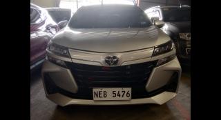 2019 Toyota Avanza E AT
