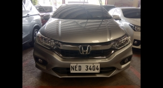 2019 Honda City E MT Gas