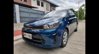2019 Kia Soluto LX 1.4L AT Gasoline