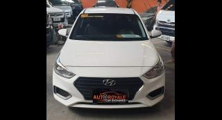 2020 Hyundai Accent Sedan CVT