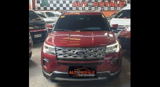 2018 Ford Explorer 2.3 Limited EcoBoost 4x2 AT