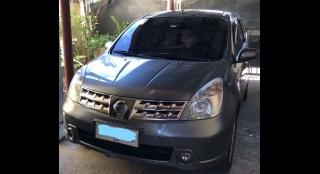 2012 Nissan Grand Livina Highway Star Elegance AT