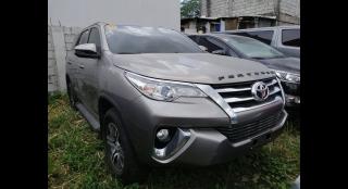 2020 Toyota Fortuner G 2.4L AT Diesel (4x2)