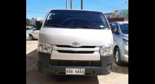 2018 Toyota Hiace Commuter 3.0 MT