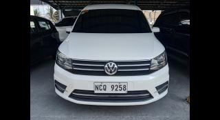 2018 Volkswagen Caddy TDI AT Diesel