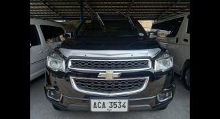 2014 Chevrolet Trailblazer LTZ AT (4x4) 2.8L