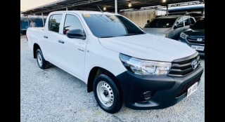 2018 Toyota Hilux G AT Diesel