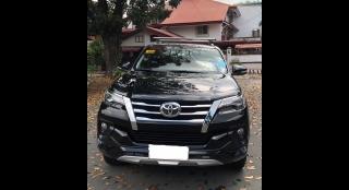 2017 Toyota Fortuner V (4X4) AT Diesel