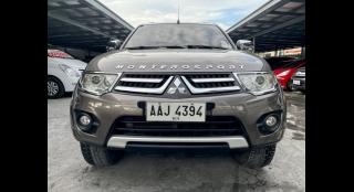 2014 Mitsubishi Montero Sport GLS V AT Diesel