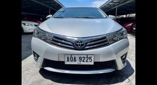 2015 Toyota Corolla Altis 1.6G AT