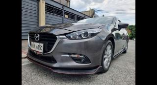 2019 Mazda 3 Sedan AT Gasoline