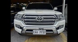 2017 Toyota Land Cruiser VX V8