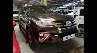 2019 Toyota Fortuner MT Diesel