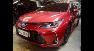 2020 Toyota Corolla Altis 1.6 V CVT