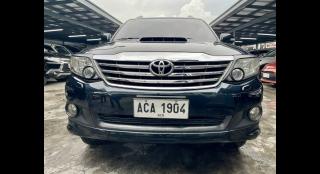 2014 Toyota Fortuner 2.5 V 4x2 AT Diesel