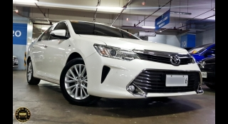 2016 Toyota Camry 2.5L AT Gasoline