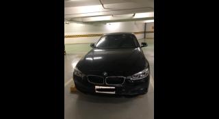 2017 BMW 3-Series Sedan 318d 2L AT Diesel
