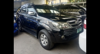 2006 Toyota Fortuner G AT Gas