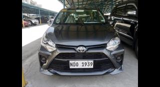 2021 Toyota Wigo E MT Gas