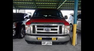 2013 Ford E-150 4.6L AT Gasoline