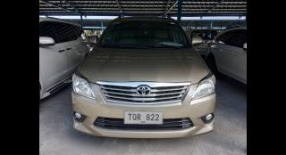 2012 Toyota Innova G Gas MT