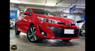 2019 Toyota Vios 1.5L AT Gasoline