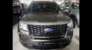 2018 Ford Explorer 3.5 Sport V6 EcoBoost 4x4 AT