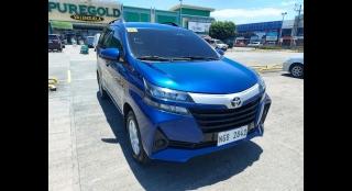 2021 Toyota Avanza E AT Gasoline