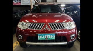 2010 Mitsubishi Montero Sport GLS AT