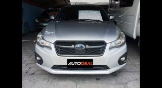 2014 Subaru Impreza 2.0L MT Gasoline
