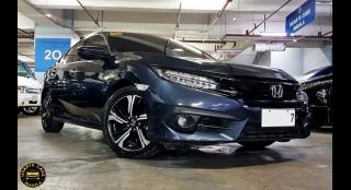 2018 Honda Civic RS Turbo CVT
