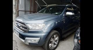 2019 Ford Everest Titanium Plus AT Diesel