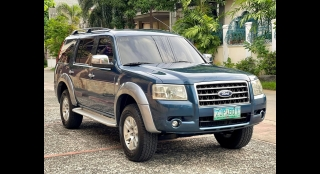 2008 Ford Everest Limited (4X2) AT