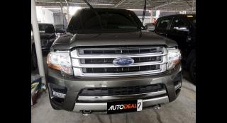 2016 Ford Expedition Platinum EL
