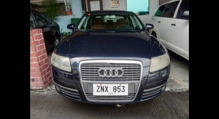 1998 Audi A6 AT Gas