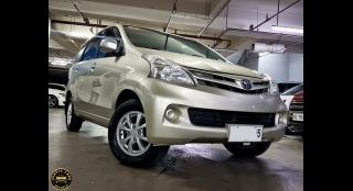 2014 Toyota Avanza 1.3E AT