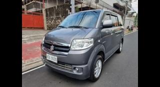 2019 Suzuki APV 1.6 GLX MT