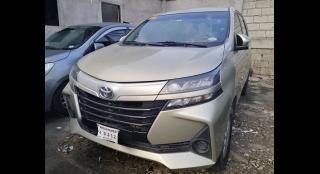 2020 Toyota Avanza E AT