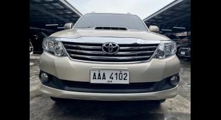 2014 Toyota Fortuner 2.5 G Dsl 4x2 AT