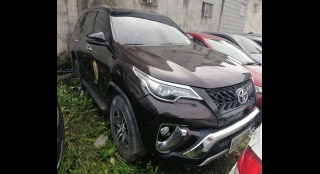 2018 Toyota Fortuner G 2.4L AT Diesel