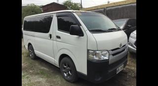 2017 Toyota Hiace 3.0L MT Diesel