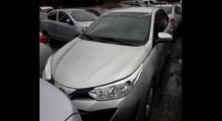 2020 Toyota Vios XLE 1.3L AT Gasoline