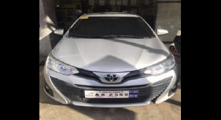 2019 Toyota Vios 1.3L E AT GASOLINE