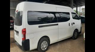 2020 Nissan NV350 Urvan MT Diesel