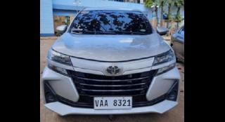 2019 Toyota Avanza E MT
